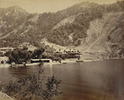 Naini Tal, After landslip of 1880